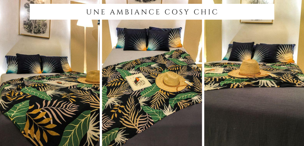 Une ambiance cosy chic