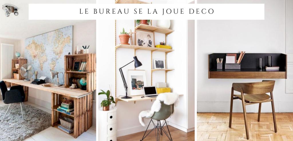 3 styles de bureau pour agrémenter votre intérieur