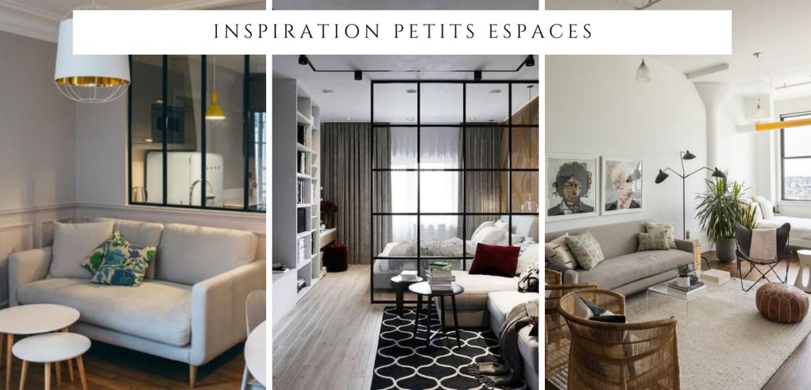 Inspiration petits espaces