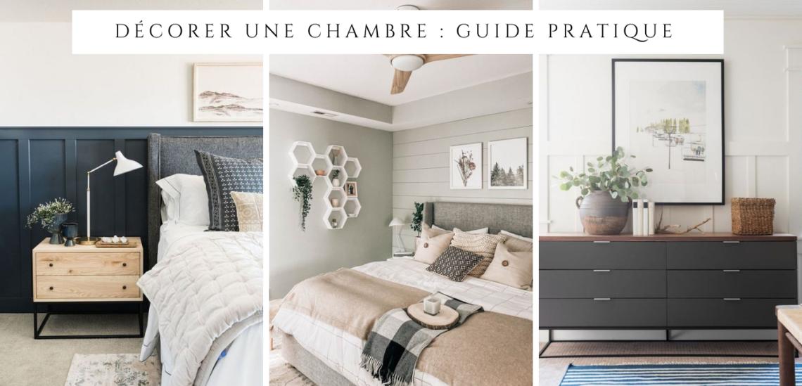 Décoration de chambre : le guide pratique