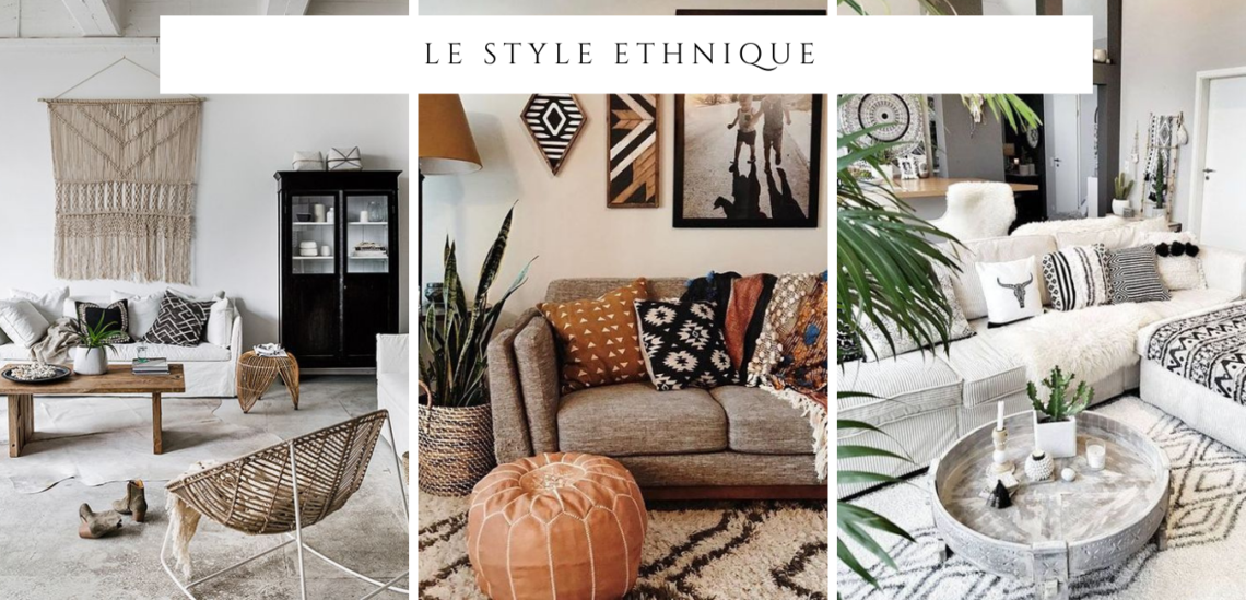 comment adopter le style ethnique ?