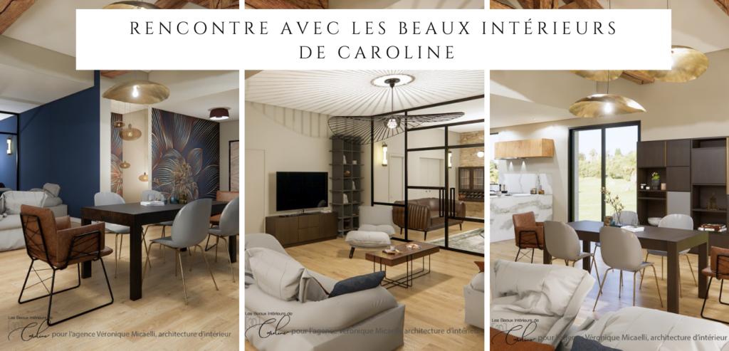 Rencontre avec Caroline, des beaux intérieurs de Caroline