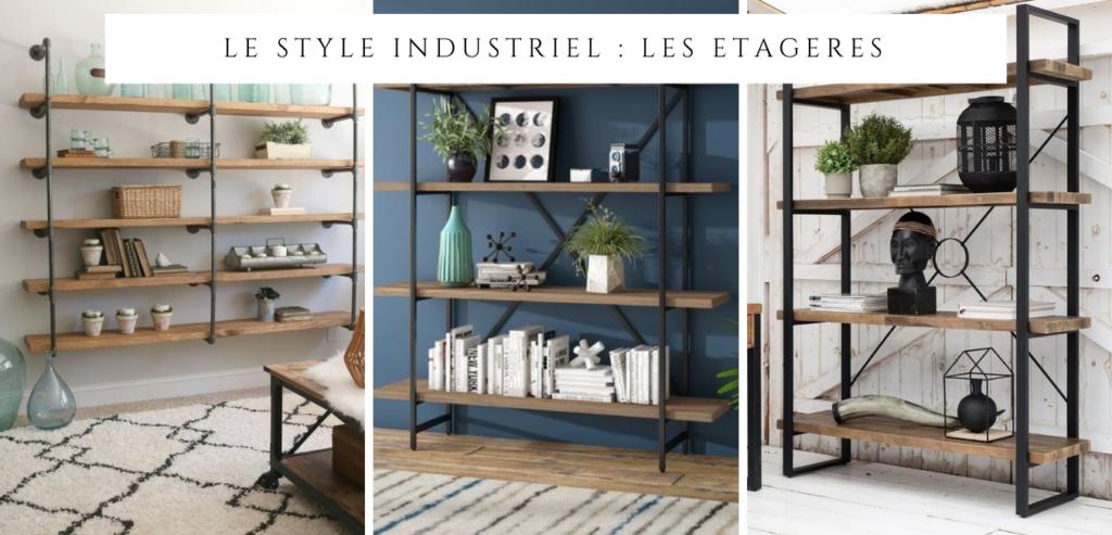 Des meubles industriels : inspiration et conseils