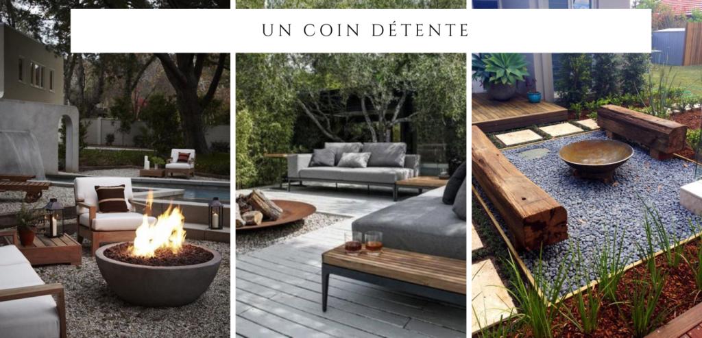 3 espaces détente à créer dans son jardin
